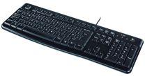 Logitech K120 USB Toetsenbord (QWERTZ - Duits)